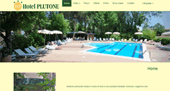 Preview of hotelplutone.it
